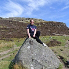 I like that boulder.